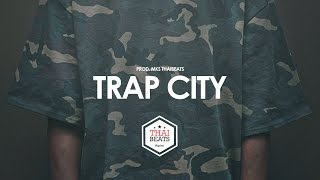 Dirty Trap Beat Hip-hop Rap Instrumental 2015 / Trap City