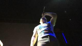 """Денис RiDer- Побуду один (live, Омск, """"Атлантида"""", 28 марта 2015)"""