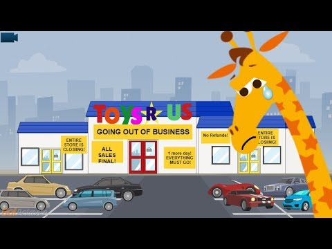 Tribute to Toys R Us (1948 - 2018)