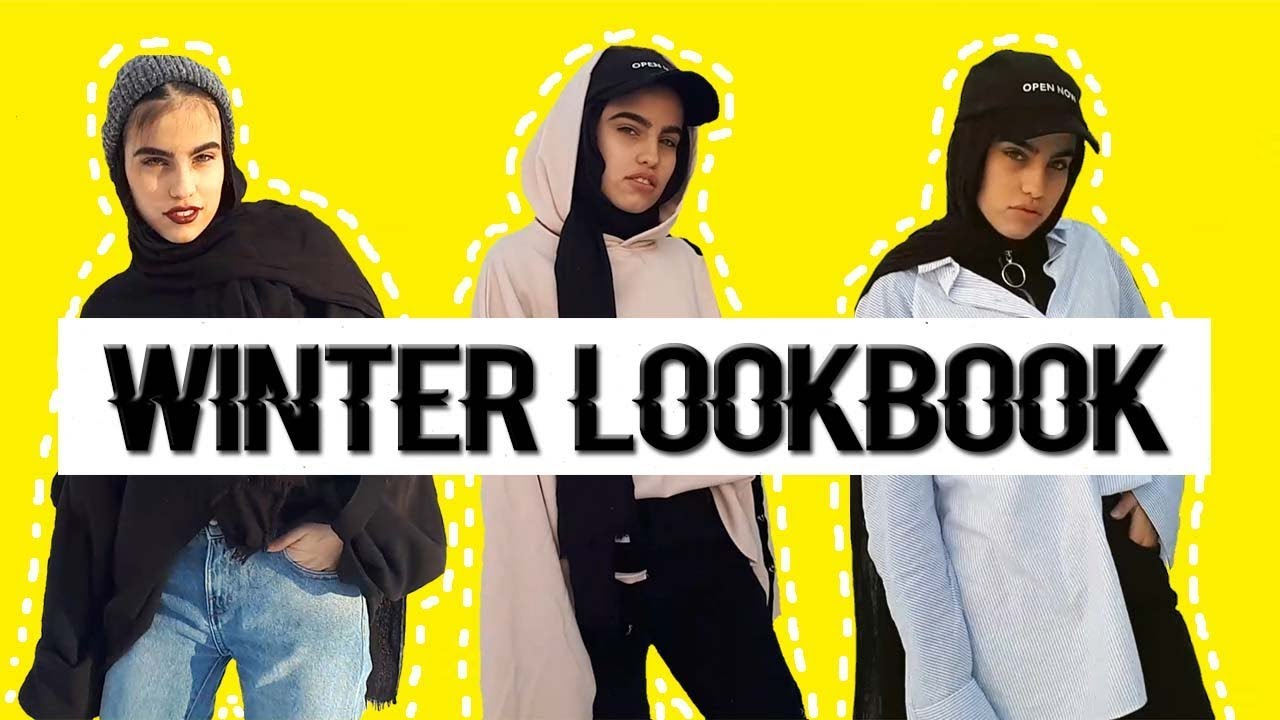 [VIDEO] - hijab winter lookbook 2018 1