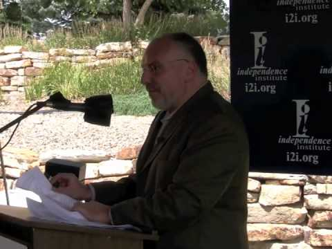 David Martosko: Alcohol, Tobacco, and Firearms Party 2012