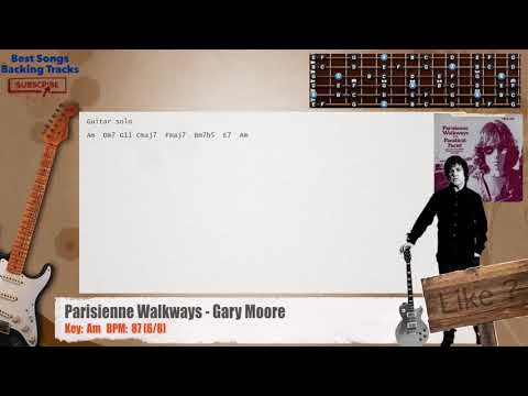 Backing Track Parisienne Walkways Gary More Wmv Download MP3 (3.28 ...