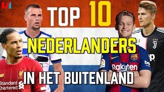 TOP 10 Nederlanders In Het Buitenland: 'Wat Een Klasse Voor Zo'n Klein Landje'