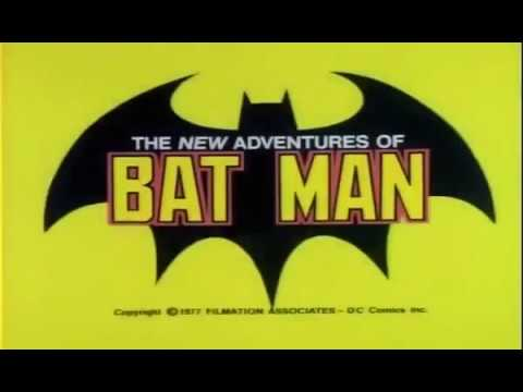 The New Adventures of Batman (1977) - Intro