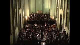 Dixit Dominus - Monteverdi  . Camerata Barroca de Caracas
