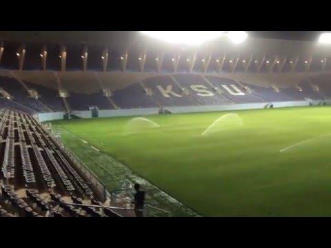 King Saud University Football Stadium - Riyadh KSA