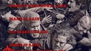 Make it Rain (Karaoke track, with lyrics)