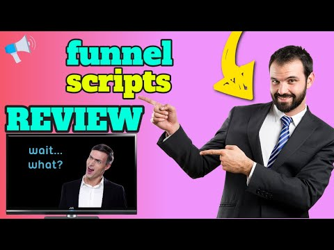 funnel scripts review + demo (clickfunnels sales copy generator)