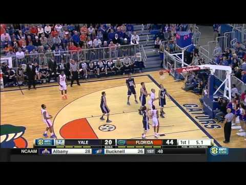 Yale Bulldogs vs Florida Gators