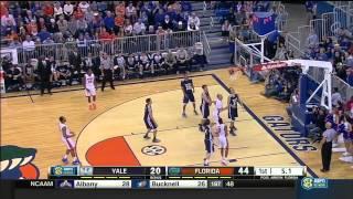 Yale Bulldogs vs Florida Gators