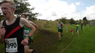 Mid Lancs XC 2019 U20 Men, Senior Men up to Vet 60 Men