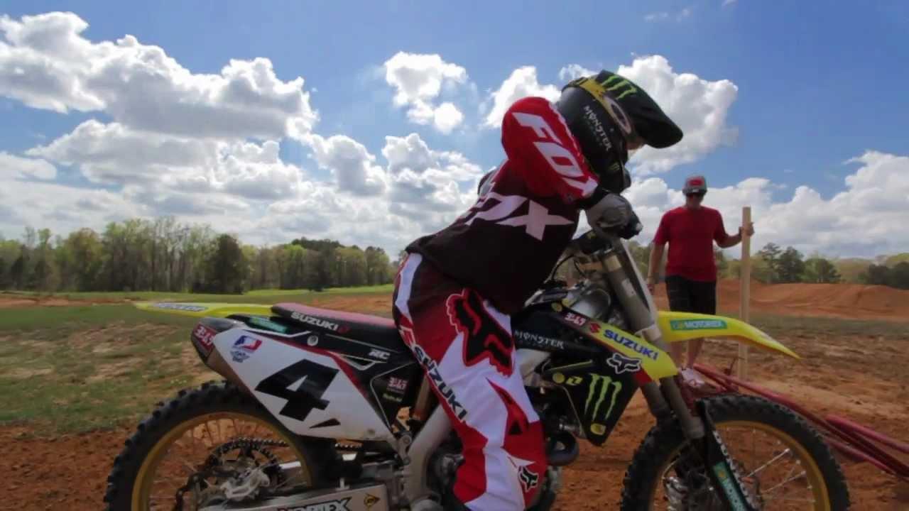 Ricky Carmichael Motocross Riding Tips 1 Starts Youtube