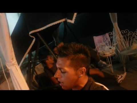 Karaoke Anthony e Floriana SAPORE DI SALE con coro isterico + finale horror di Grazia XD