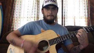 She Got The Best Of Me - Luke Combs Cover Video