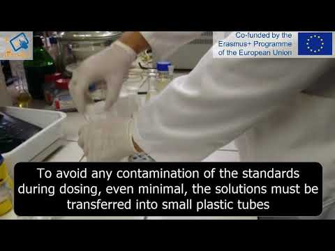 P1-4 Determination Of Heavy Metals In Wastewater By AAS Part 1