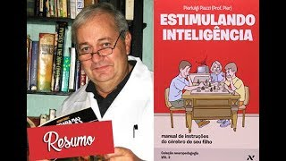Pierluigi Piazzi comenta sobre seus livros, e mais...