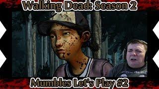 Saddest Moment In Gaming? - Telltale The Walking Dead Season 2 - MumblesVideos Let