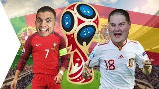 PORTUGÁLIA - SPANYOLORSZÁG | Világbajnokság 2018