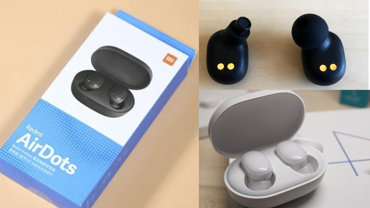 075d51366aa Xiaomi Redmi AirDots, Xiaomi's True Wireless Bluetooth Headphones For The  Masses