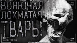 Страшные истории на ночь - Вонючая,лохматая тварь! Страшилки на ночь,мистика.