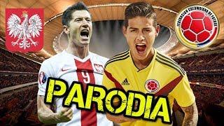 Canción Colombia vs Polonia 3-0 (Parodia Te Bote Remix - Bad Bunny, Ozuna, Nicky Jam, Darell)