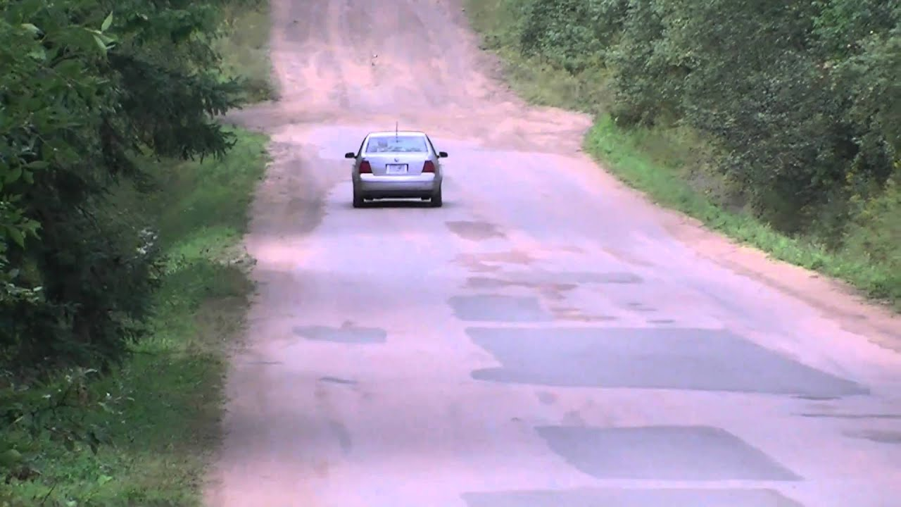 Magnetic Hill Cars Rolling Uphill Youtube