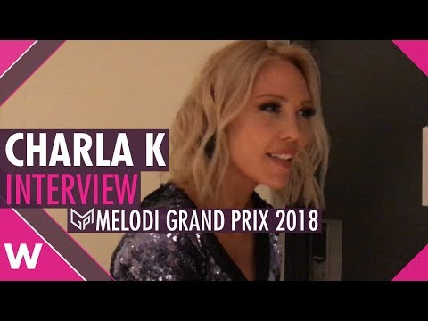 "Charla K ""Stop the Music"" 