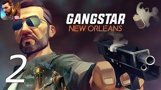 Gangstar New Orleans iPhone Gameplay Walkthrough Part 2
