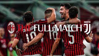 Full Match   AC Milan 4-2 Juve   Serie A TIM 2019/20