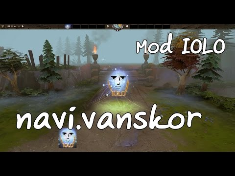 Navi VANSKOR Pro IO Mod IOLO  In Chinese Supports Ranked MMR Game