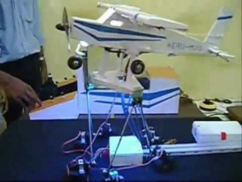 Fly by Wire Aircraft Simulator