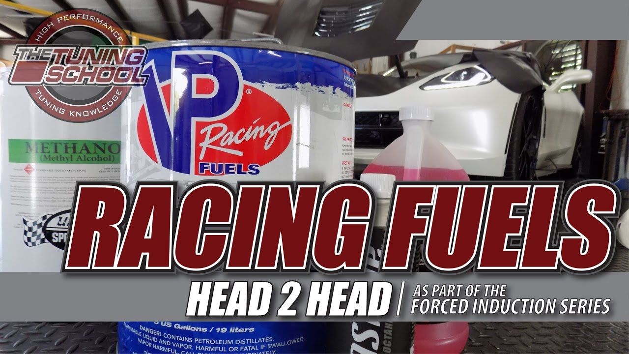 Racing Fuels: Which Fuel makes the most power?