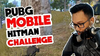 HITMAN CHALLENGE - PUBG MOBILE INDONESIA