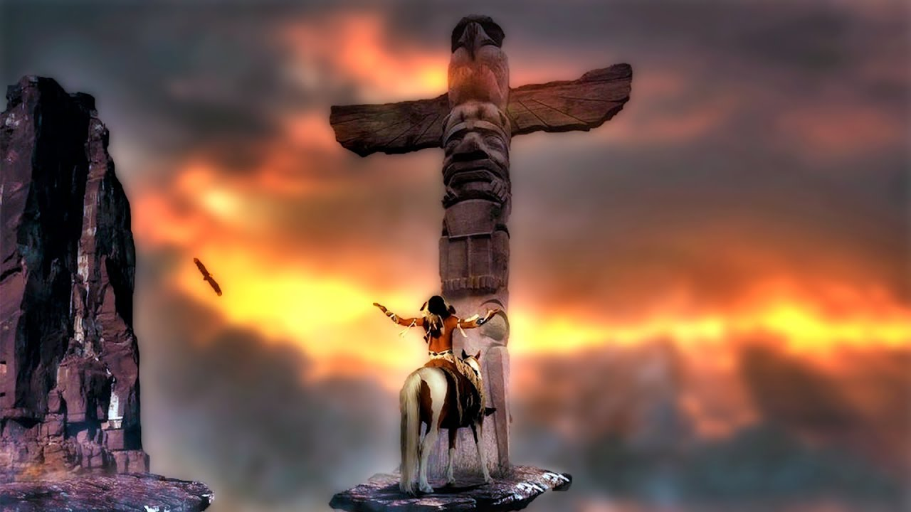 Native American Indian Flute Music - Shamanic Music
