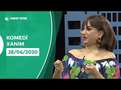 Komedi Xanım (7-ci Bölüm ) 28.06.2020
