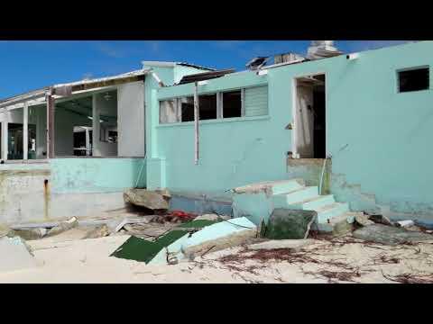 2017 Barbuda   Abandoned Island