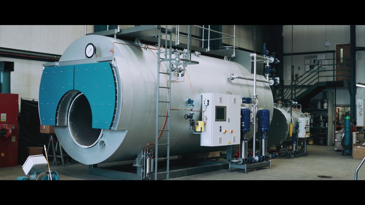 Byworth Boilers | Industrial Steam Boilers and Industrial