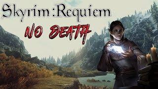 Skyrim - Requiem 2.0 (без смертей) - Альтмер-зачарователь #12 Этэривый сэт