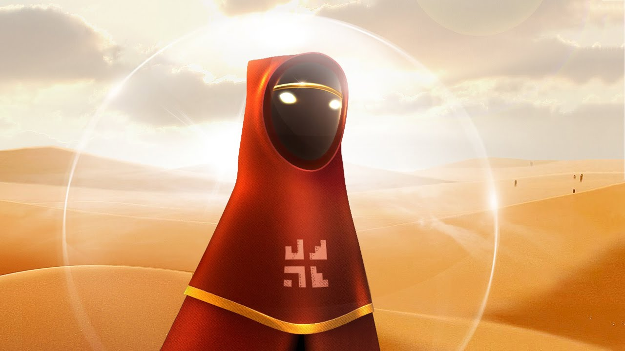 Journey Ps4 Trailer 2015