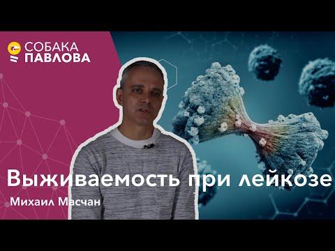 Выживаемость при лейкозе Михаил Масчан//острый лейкоз, таргетная терапия, сопроводительная терапия
