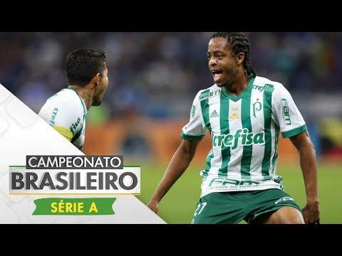 Melhores Momentos de Atlético-GO 1x3 Palmeiras – Campeonato Brasileiro (15/10/2017)