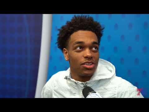PJ Washington   NBA Draft Combine 2018