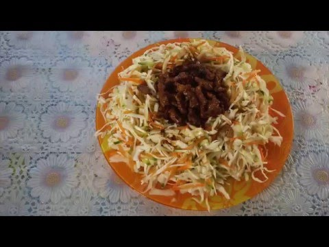 Рецепт салата хэйхэ с фото