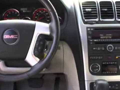 Used 2008 GMC Acadia SLT1 Greensboro, Winston Salem High Poi