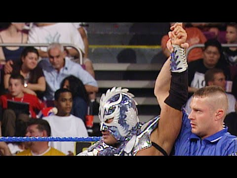 Ultimo Dragon makes an impressive WWE debut: SmackDown, June 26, 2003