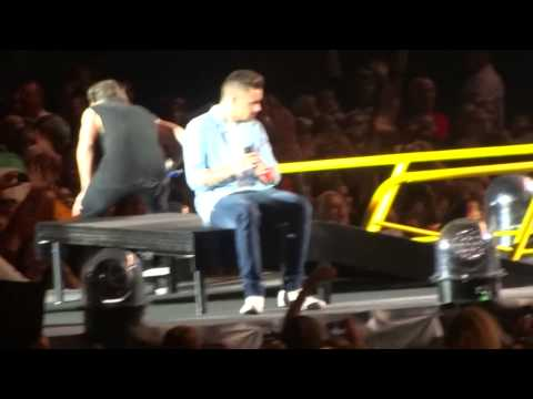 One Direction - Don't Forget Where You Belong - Seattle, WA - July 15, 2015