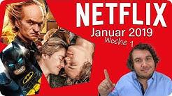 Netflix im Januar 2019 – KW 1