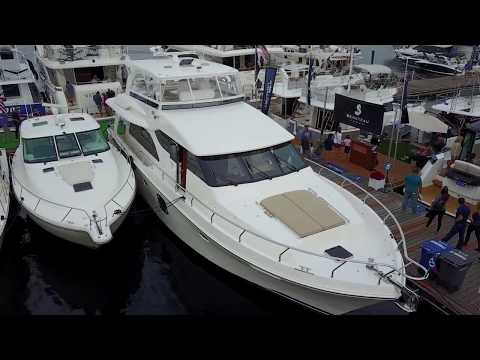 2017 Boats Afloat Show with HYG
