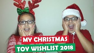Holiday Toy List 2018