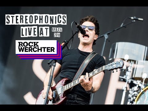 Stereophonics - Live At Rock Werchter Festival 2018